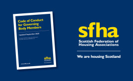 Update to Model Code of Conduct for Governing Body Members and Wider Review of SFHA Governance Guidance