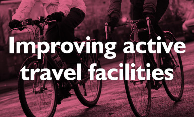 Supporting RSL's to improve active travel image