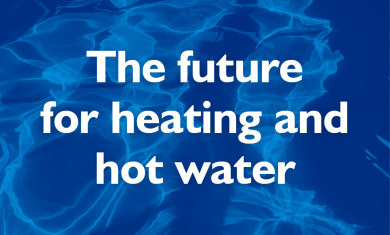 The future for heating and hot water event image