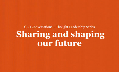CEO Conversations : Thought Leadership  event image