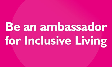 Inclusive Living Ambassador  event image