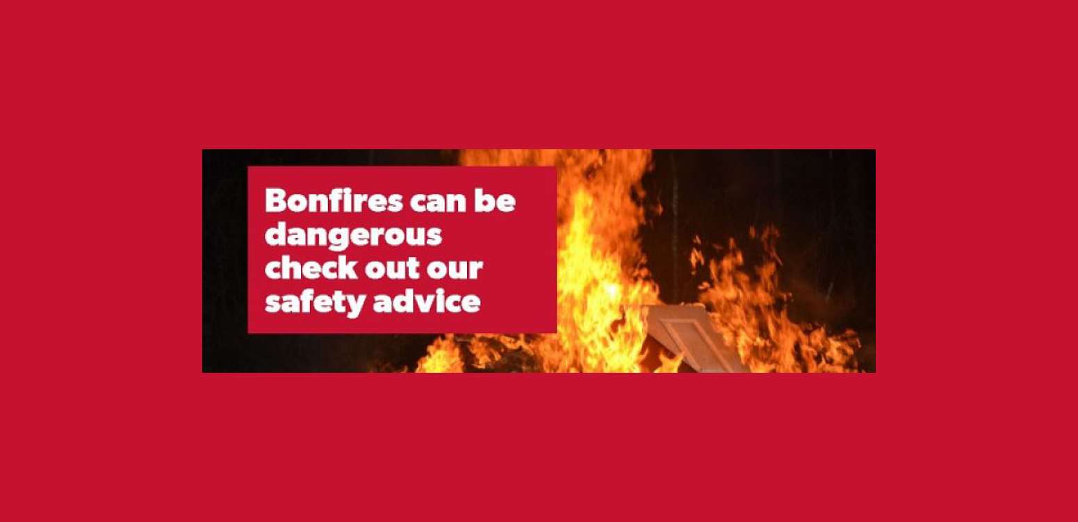 Scottish Fire and Rescue Service publish firework and bonfire safety advice image