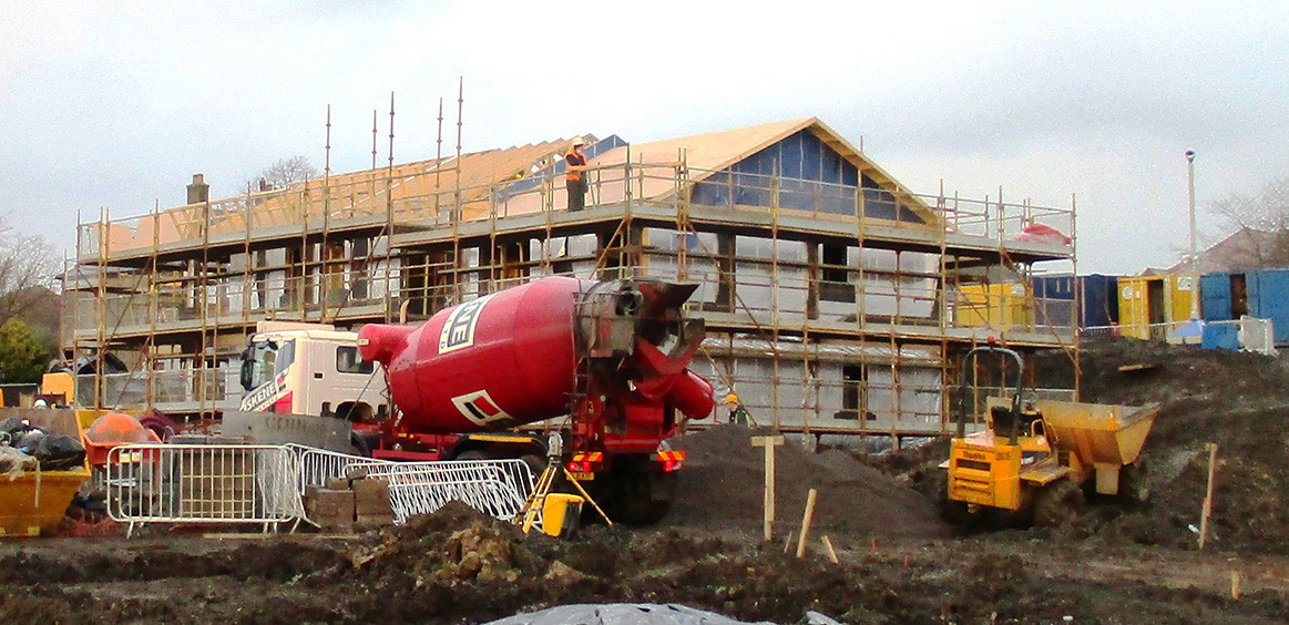 """""""Excellent progress"""" on Kingdom's new Dunfermline homes thumbnail"""