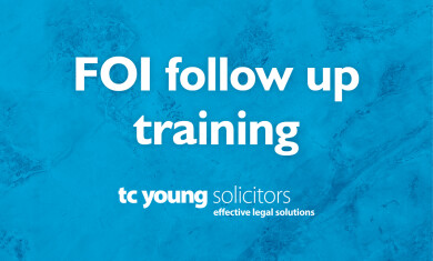 FOI follow up training event image