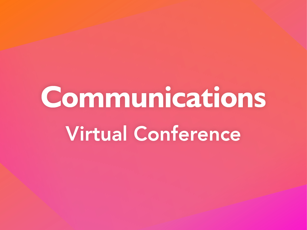 Communications Virtual Conference Event image