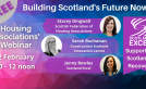 Housing Associations: Building Scotland's Future Now image