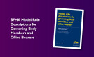 SFHA Model Role Descriptions for Governing Body Members and Office Bearers image