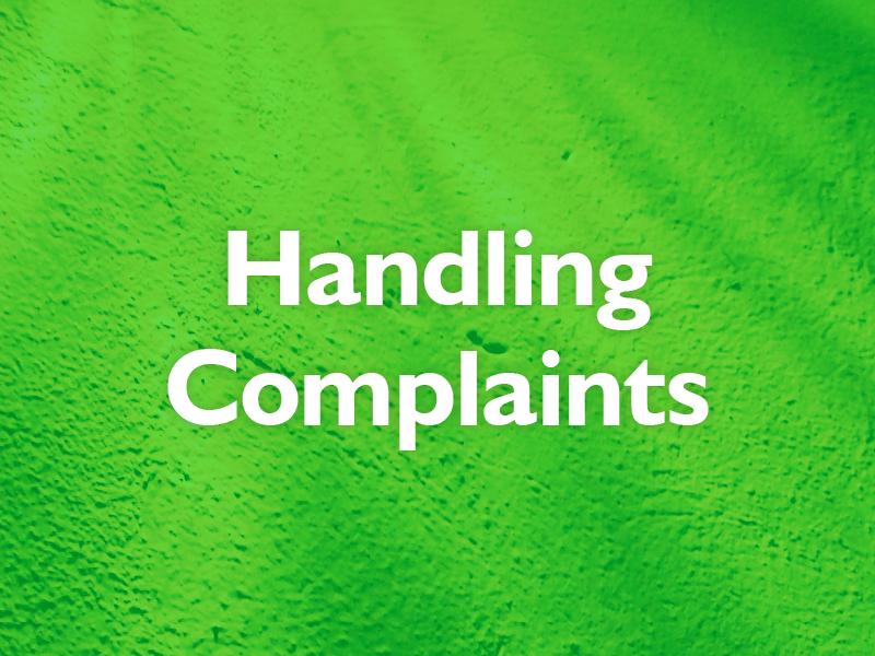 SPSO Model Complaints Handling Procedure  image