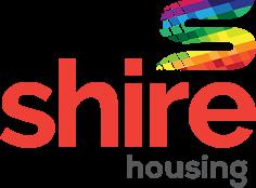 Shire Housing Association Logo