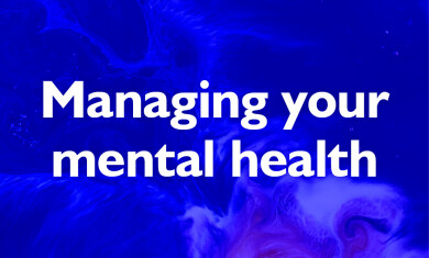 Managing your Mental Health image