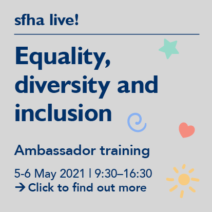 Equality, diversity and inclusion training featured add