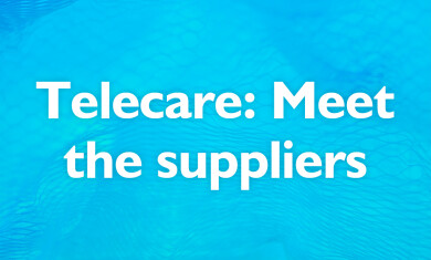 Telecare: Meet the Suppliers 2 image