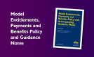 Model Entitlements, Payments and Benefits Policy and Guidance Notes (April 2021) image