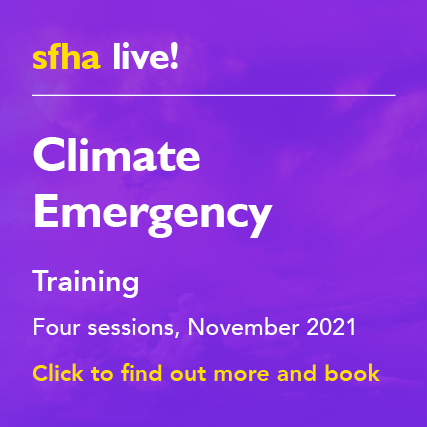 Climate emergency training featured add