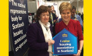 SFHA welcomes chance to discuss priorities of members with First Minister Nicola Sturgeon image