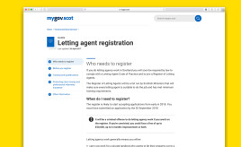 Letting and managing property in the private rented sector? Are you getting ready for letting agent registration? image